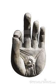 budhha-hand