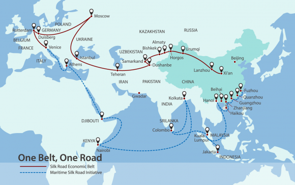 BRI; Belt and Road Initiative