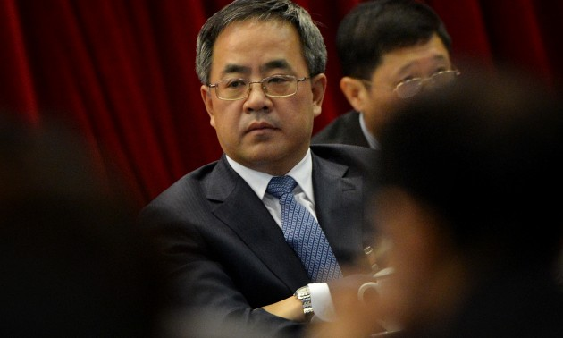 Hu-Chunhua, next party leader ?